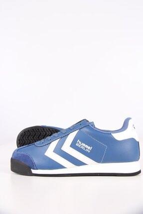 HUMMEL Unisex Berlin Mavi Spor Ayakkabı 204210-7813
