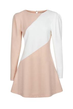 Nocturne Omuz Detaylı Mini Elbise