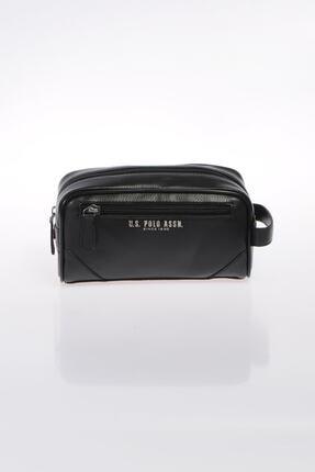 U.S. Polo Assn. Siyah Erkek Seyahat Çantası 8681379484091