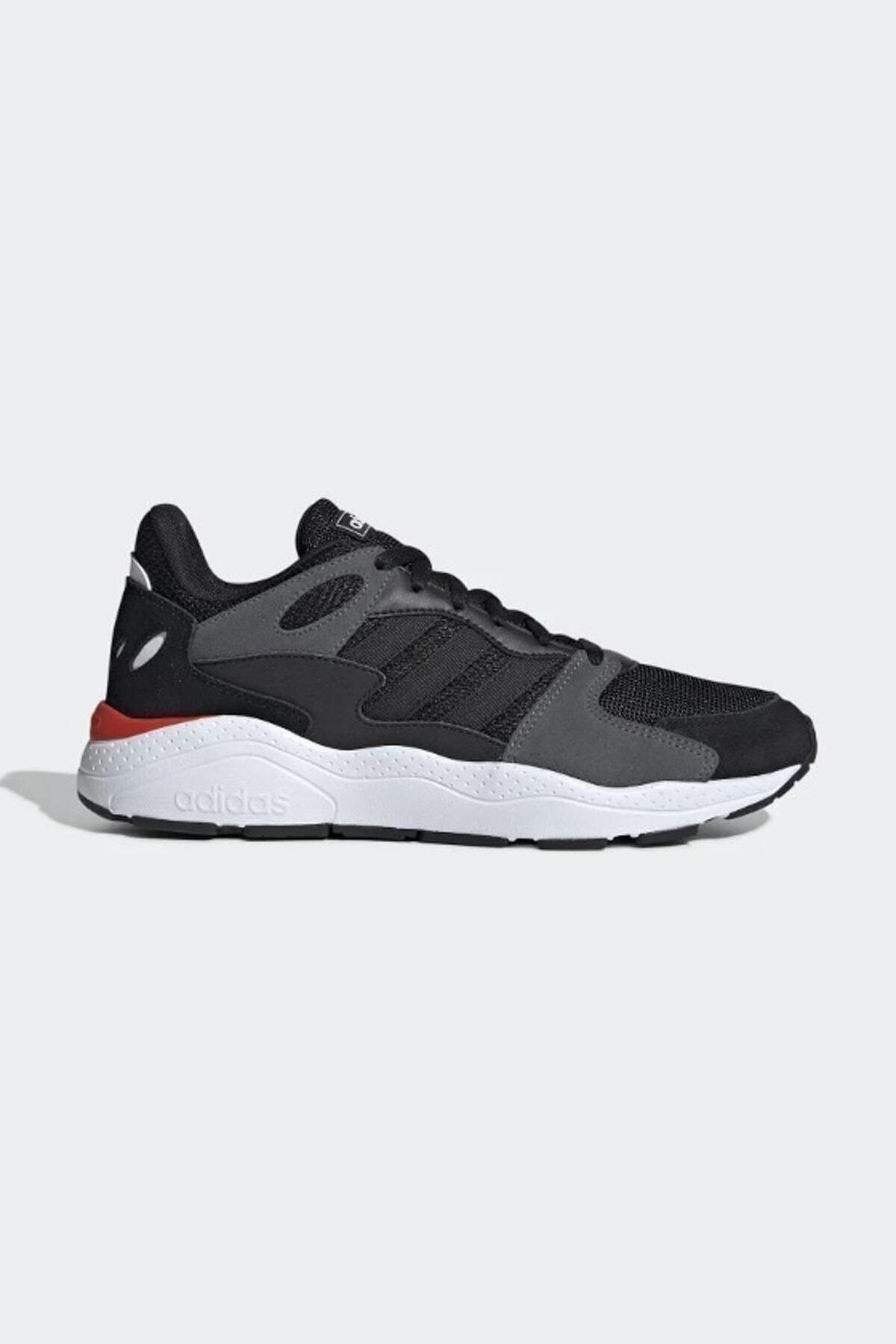 adidas CRAZYCHAOS Siyah Erkek Koşu Ayakkabısı 100479831 1