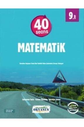 Okyanus Yayınları Okyanus 9. Sınıf 40 Seansta Kolay Matematik-yeni