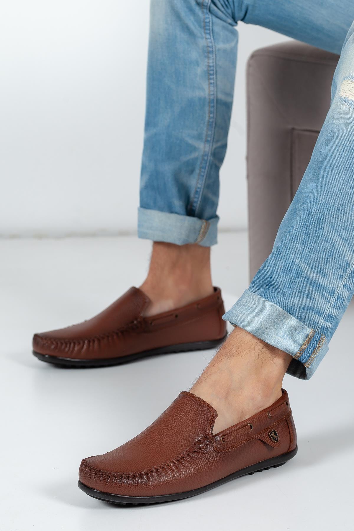 MUGGO Taba Günlük Ayakkabı DPRMGM3473001 Hediye 2