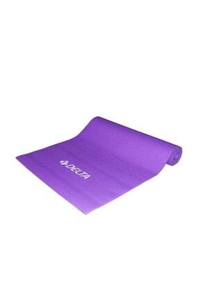 Delta Pilates Ve Yoga Minderi 6 Mm Pvc Pilates Minderi Yoga Mat Egzersiz Minderi