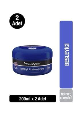 Neutrogena Norveç Formülü Besleyici Bakım Kremi 200 Ml X 2 Adet