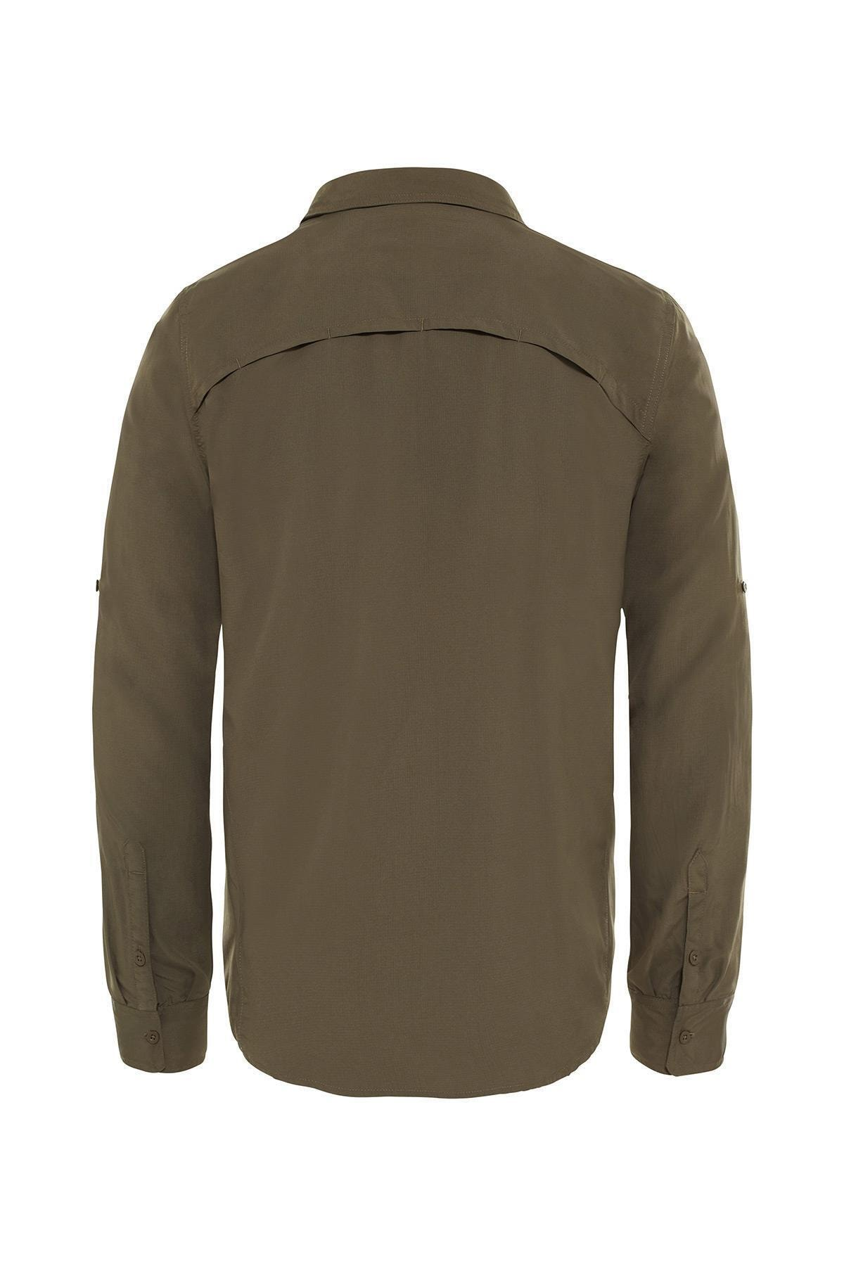 THE NORTH FACE The Northface Erkek L/s Sequoia Shirt-eu T92xjw21l Gömlek 2