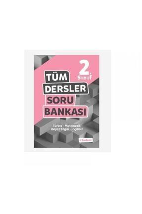 Tudem Yayınları Tudem 2. Sınıf Tüm Dersler Soru Bankası