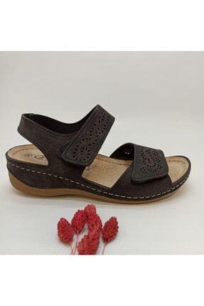 Polaris 91.157359.Z Siyah Kadın Sandalet 100379929