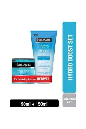 Neutrogena HYDRO BOOST WATER JEL + PEELİNG
