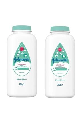 Johnson´s Baby Johnsons Baby Cotton Touch Pudra 200 Gr x 2 Adet