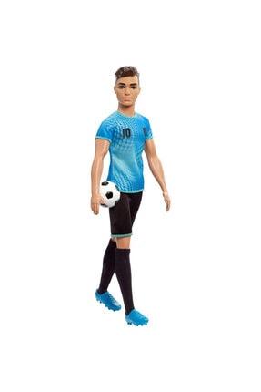 Barbie Ken Kariyer Bebekleri Erkek Bebekler Futbolcu Yakışıklı Ken