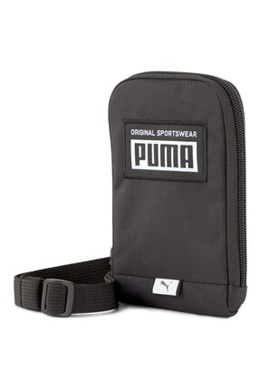Puma Erkek Siyah Bel Çantası Academy