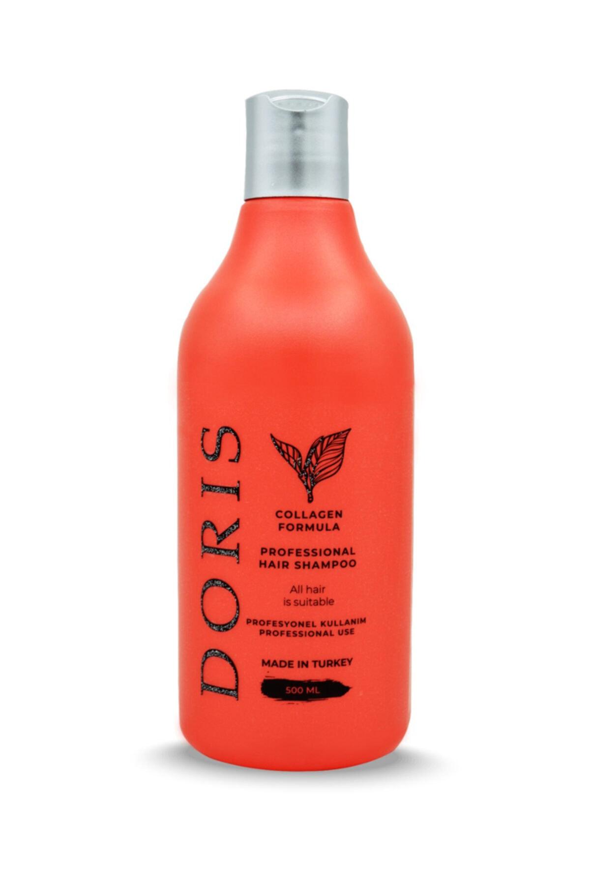 Doris Collegene&keratin Formüllü Şampuan 1