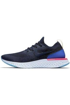 Nike Aq0067-400 Epic React Flyknit Erkek Spor Ayakkabı