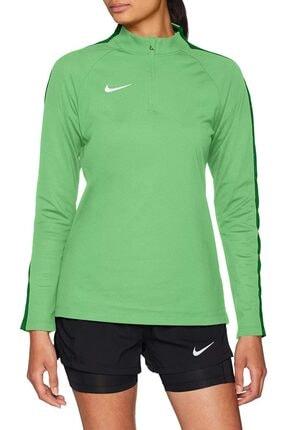 Nike Dry Academy18 Kadın Yeşil Uzun Kollu Tişört 893710-361