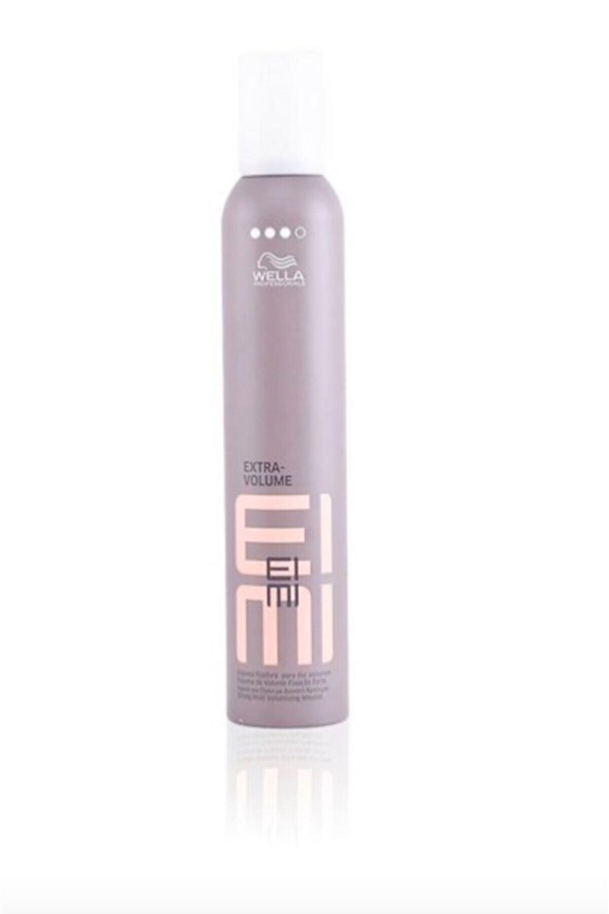 Wella Eımı Extra Volume Güçlü Tutuşlu Hacim Veren Saç Şekillendirici Köpük 300 Ml 8005610532509 1