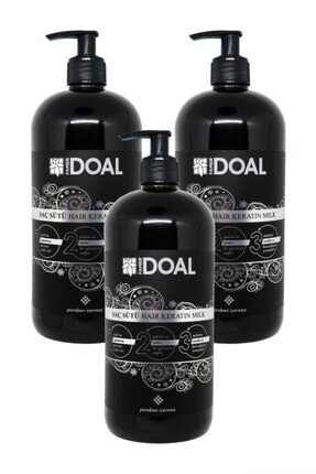 DOAL Keratin Saç Bakım Sütü 3x1000 ml