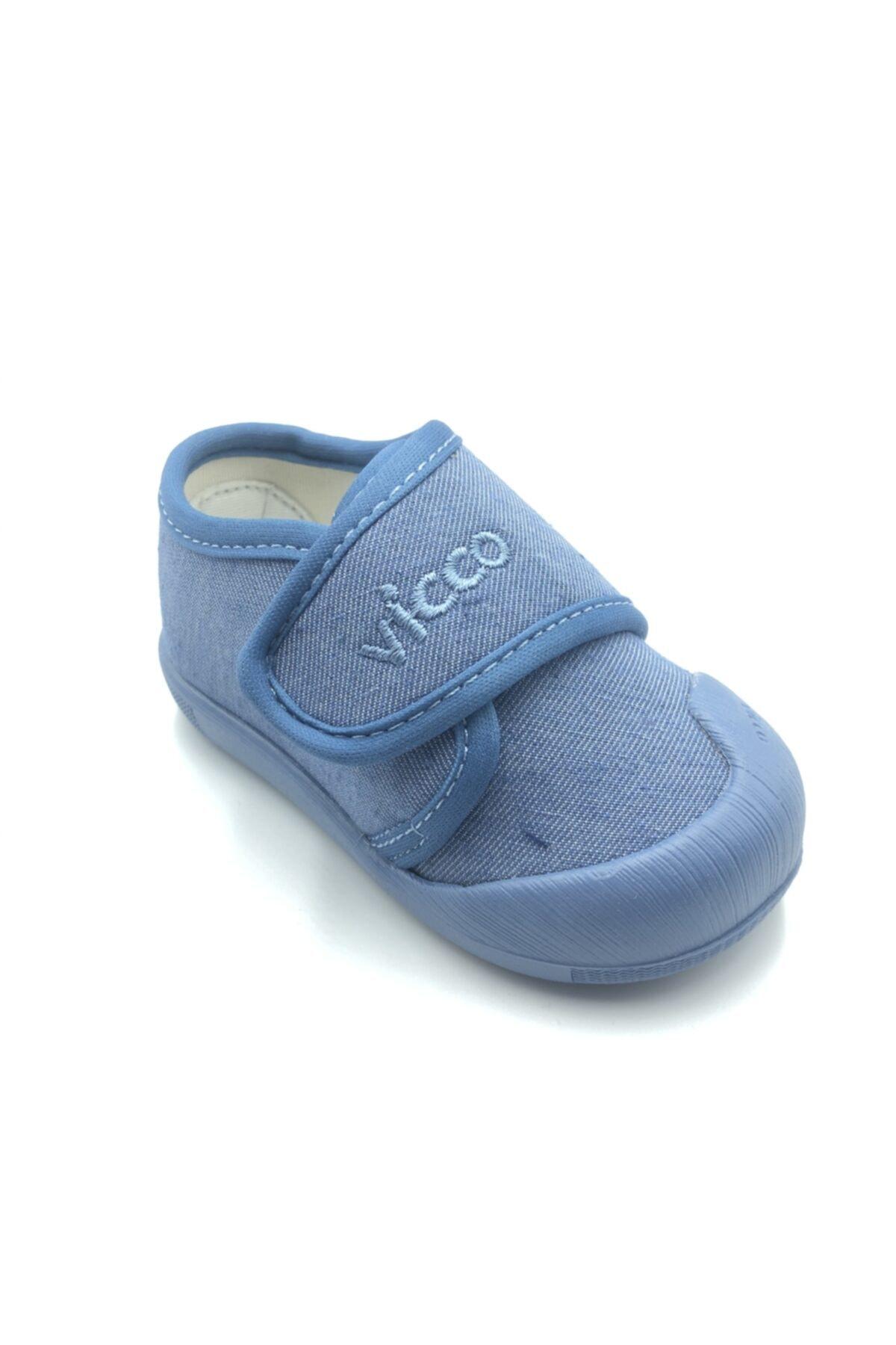 Vicco Ünisex Kot Ilk Adım Ayakkabı 1
