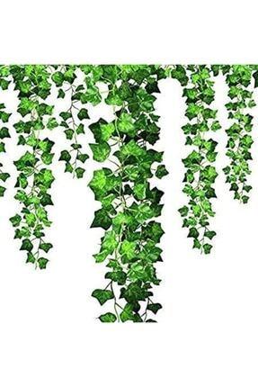 MorDekor Yeşil 12 Li Yapay Sarmaşık Dallari
