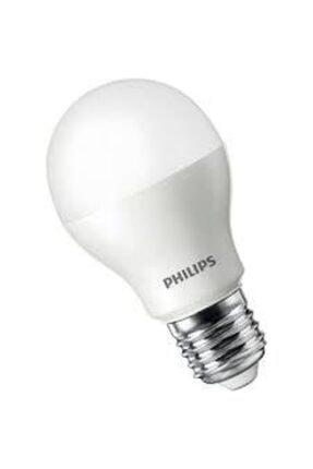 Philips Led Ampul Beyaz Işık 9 Watt Tasarruflu Led Beyaz 10 Adet