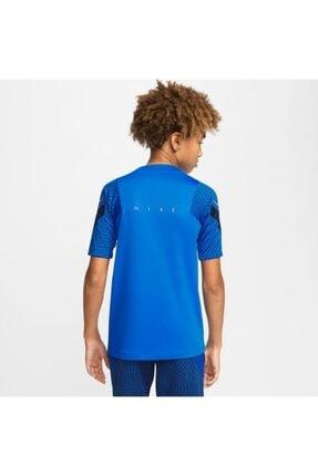 Nike Boys Brt Strke Top Ss Ng Çocuk Tişört Bv9458-427