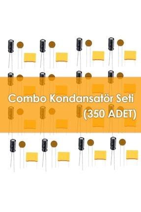 Robocombo Combo Kondansatör Seti (350 Adet)