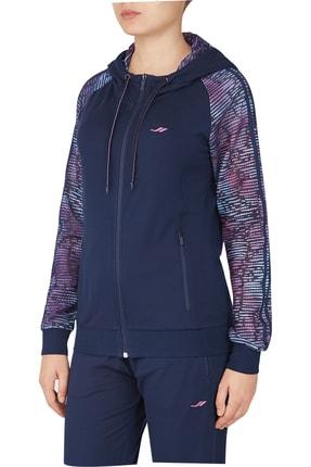 Lescon Kadın Sweatshirt - 17Y-2105 - 17YTBS002105-010
