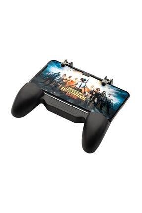 MF PRODUCT Strike 0184 Fanlı Powerbankli Mobil Oyun Kolu Siyah