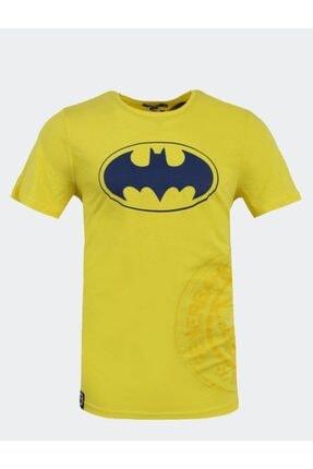 Fenerium Batman Klasık Logo Erkek T-shırt