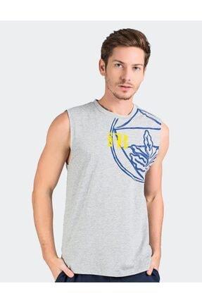 Fenerium Erkek Trıbun Logo Baskı Kolsuz Tshırt