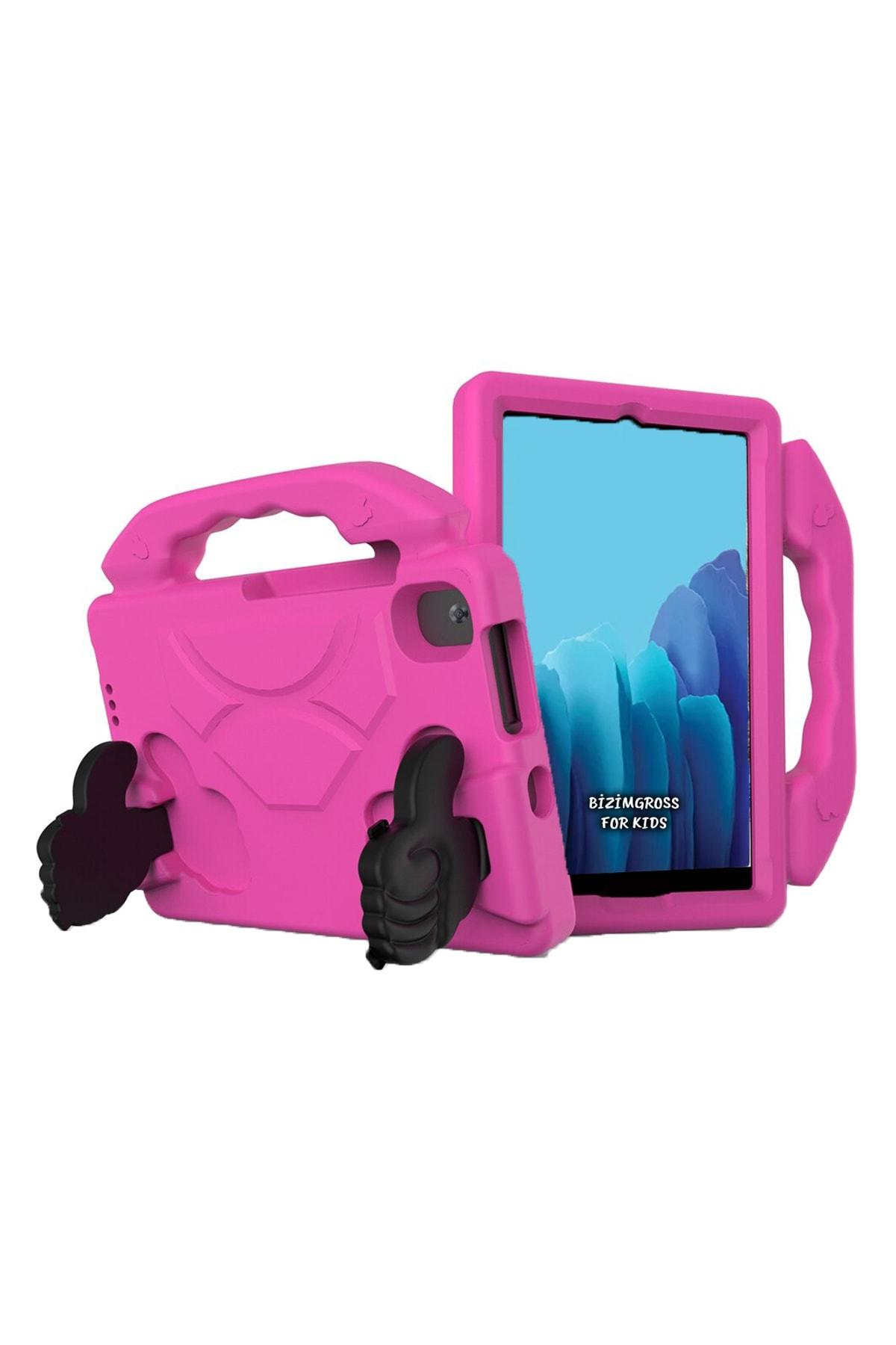BizimGross Apple Ipad Air Pro (2016) 9.7 Inç A1673, A1674, A1675 Çocuklar Için Standlı Tablet Kılıfı 1