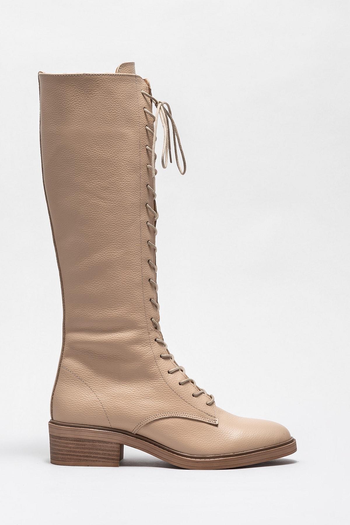 Elle Shoes Kadın Çizme Dallys 20KBS6636 1