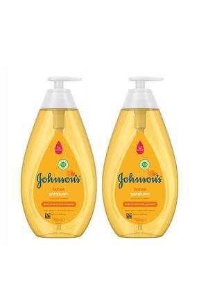 Johnson´s Baby Bebek Şampuanı 750 ml 2'li Paket
