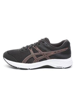 Asics Gel Contend 6 Unisex Koşu Ayakkabısı Siyah