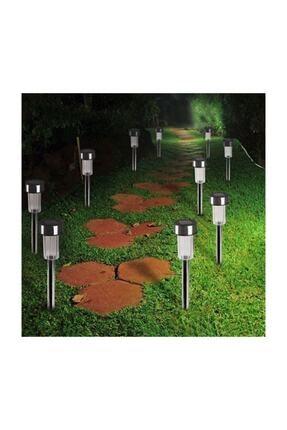 Skygo Güneş Enerjili Bahçe Lambası Solar Aydınlatma (10 Adet)