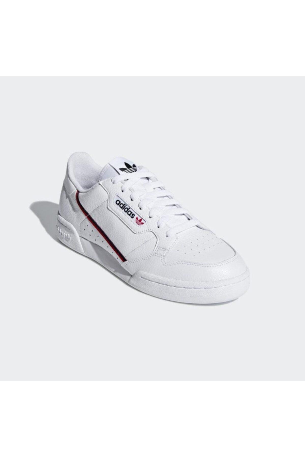 adidas Continental 80 Erkek Günlük Spor Ayakkabı - G27706 2