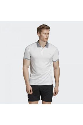 adidas Dx1804 Club Polo Beyaz Erkek Tenis Tişört