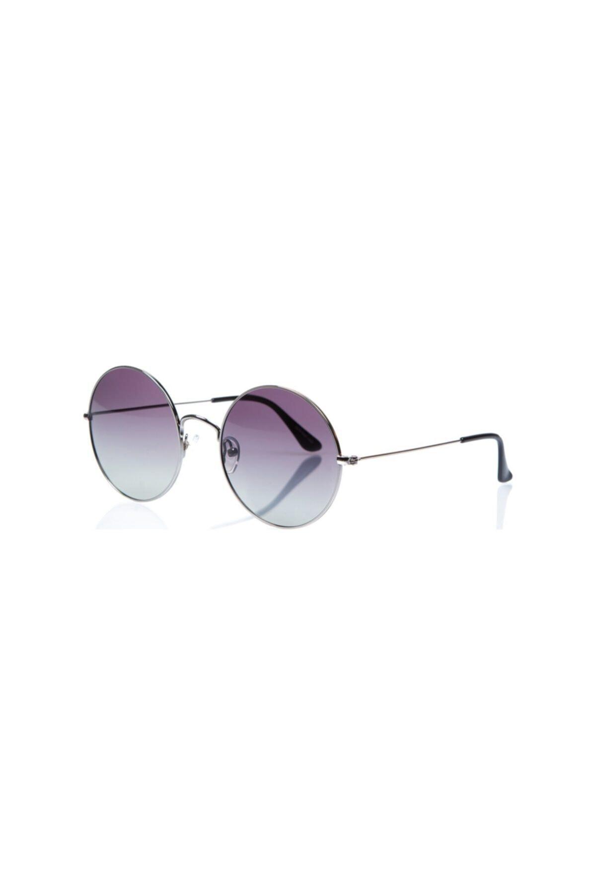 Optoline Unisex Gümüş Güneş Gözlüğü 1