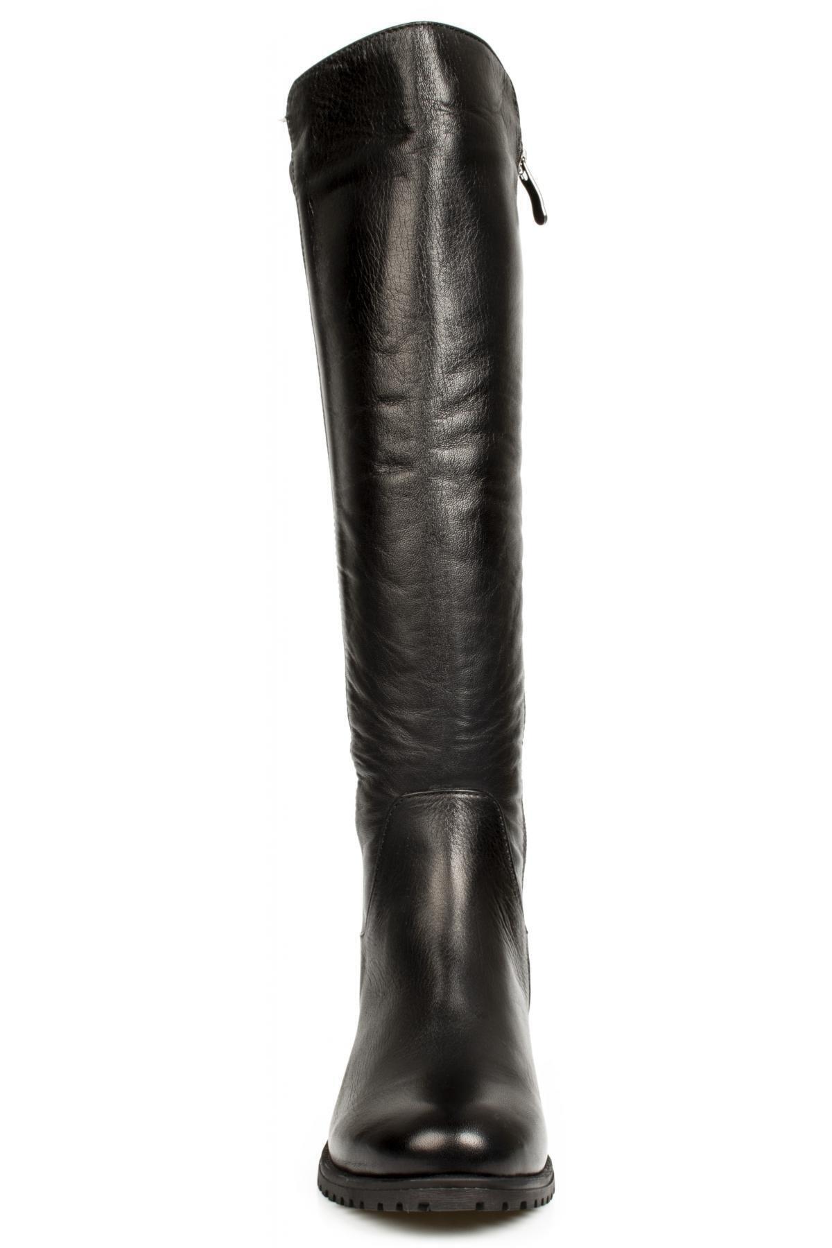 Mammamia Kadın Siyah Çizme D20kc2040 1