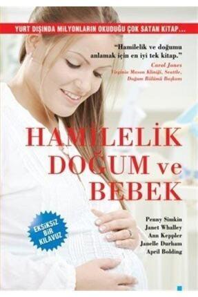Yakamoz Yayınları Hamilelik, Doğum Ve Bebek (karton Kapak)