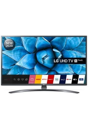 "LG 43UN74006LB 43"" 109 Ekran 4k Ultra HD Smart LED TV"
