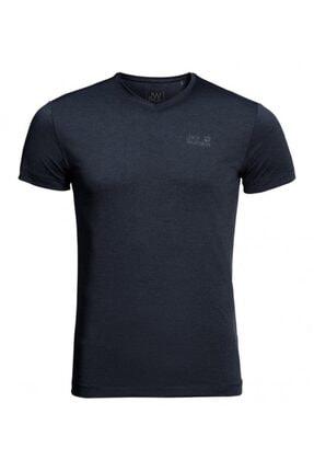 Jack Wolfskin Jwp Tee Erkek T-shirt - 1806641-1010