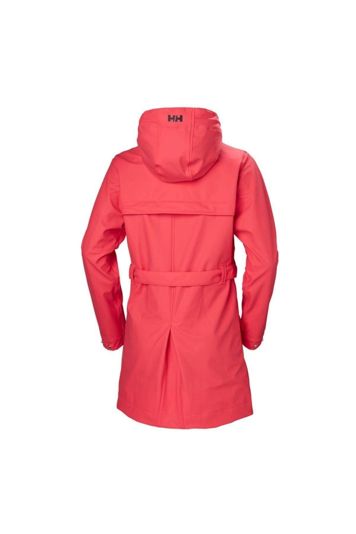 Helly Hansen W Kirkwall Rain Coat Kadın Yağmurluk 2
