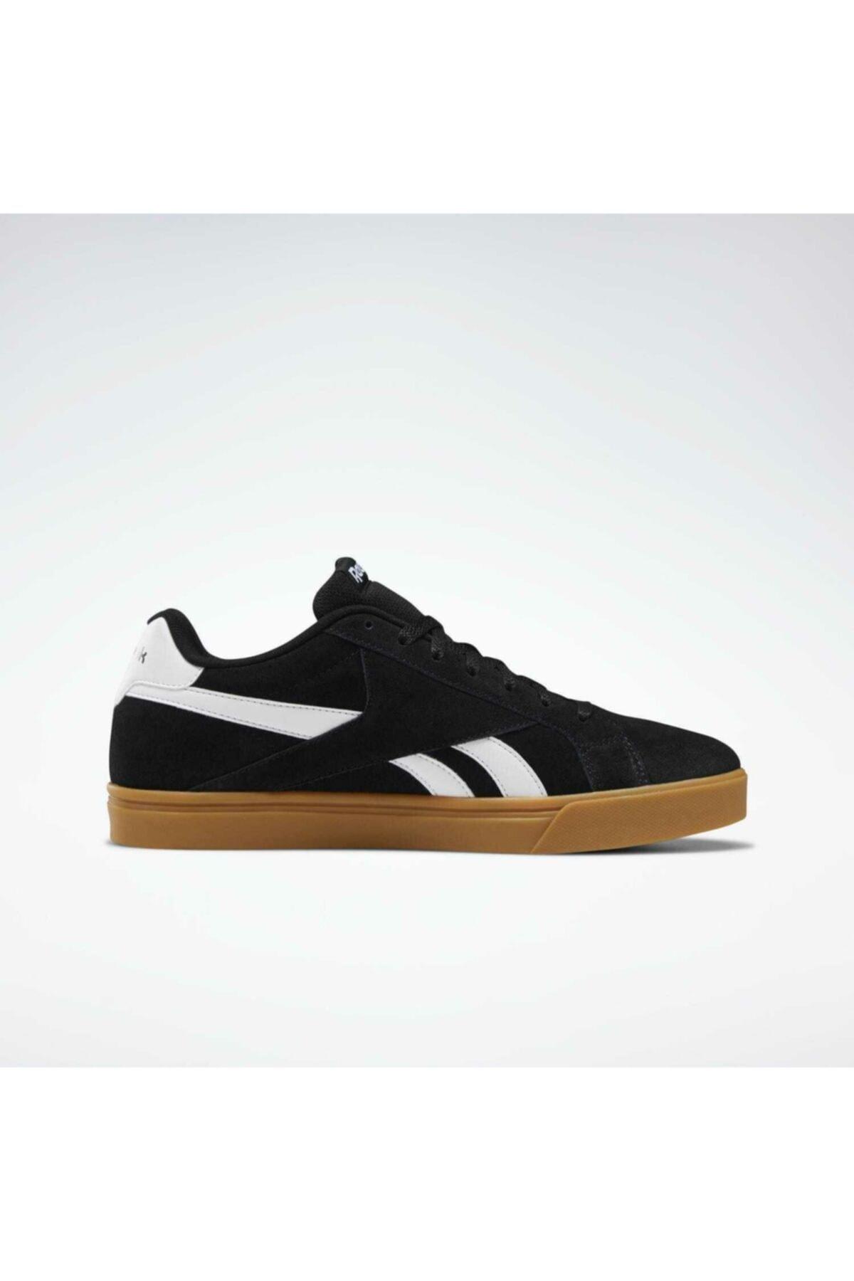 Reebok Dv8343 Kadın Siyah Günlük Spor Ayakkabı 2