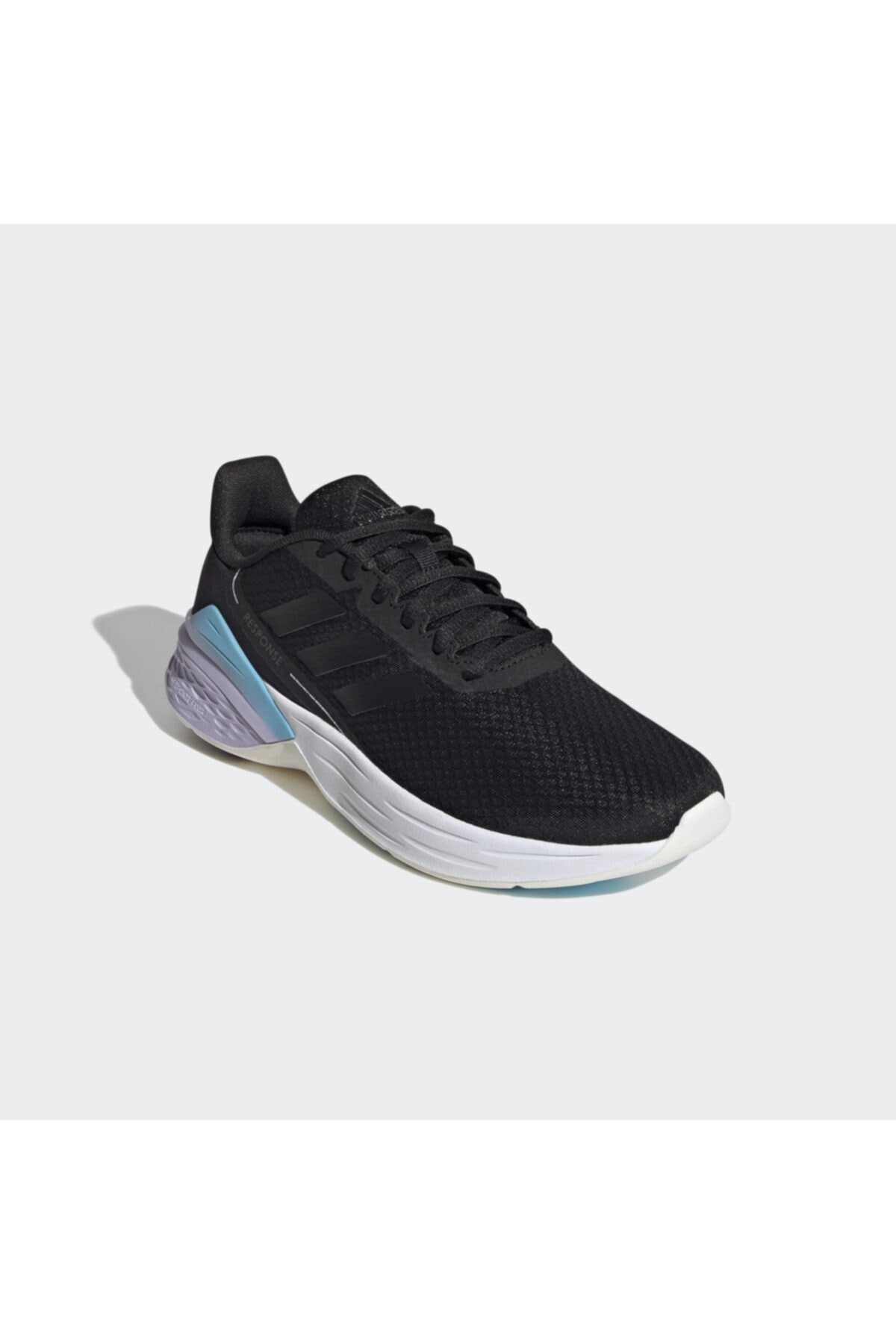 adidas Response Sr Siyah Kadın Koşu Ayakkabısı Fx8914 1