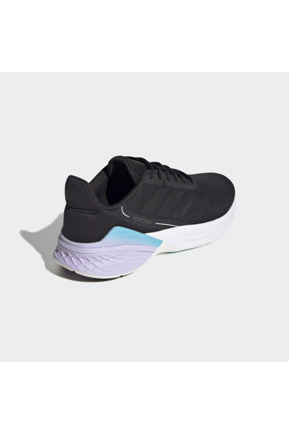 adidas Response Sr Siyah Kadın Koşu Ayakkabısı Fx8914 2