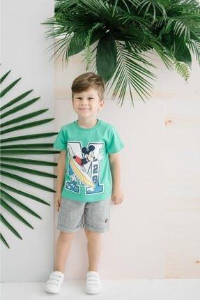 Mickey Mouse Disney Mickey Çocuk Tişört 15466