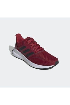 adidas RUNFALCON Bordo Erkek Koşu Ayakkabısı 100479420