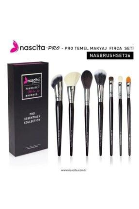 nascita Pro Essentials Collection Fırça Seti Nasbrushset36