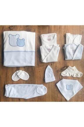 Ciccim Baby Ciccim Erkek Bebek 10'lu Hastane Çıkışı Seti 1004328