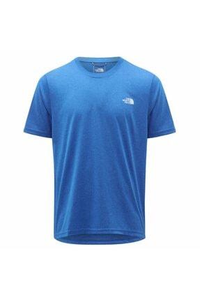 THE NORTH FACE Reaxion Amp Crew Erkek T-shirt - T93rx3w1h